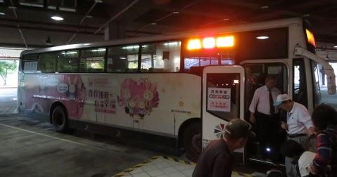 Buslover's 公車紀實記錄本: 20191123 中市153 高鐵臺中站-谷關 搭乘記錄