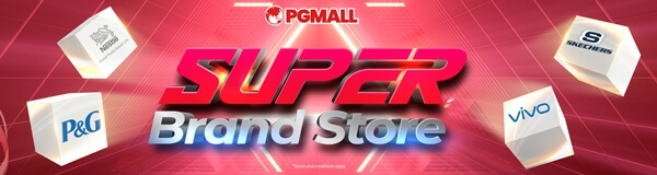 super brand store pg mall