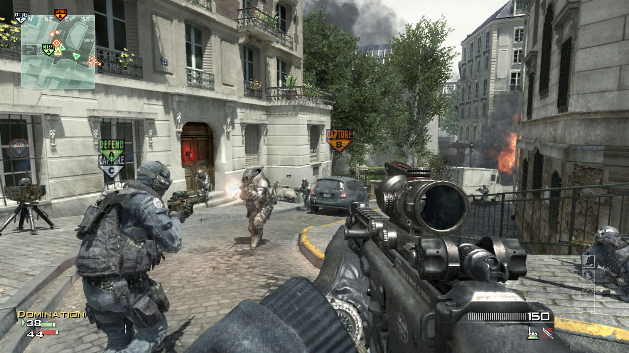 Call Of Duty Modern Warfare 3 PC Game Download Overview: