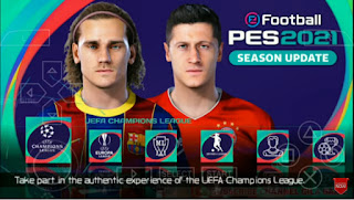 Download PES 2021 PPSSPP Master League No Bug Graphic HD New Update Kits & Peter Drury