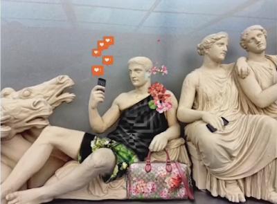 Ο οίκος Gucci ζητά τον Παρθενώνα για επίδειξη μόδας