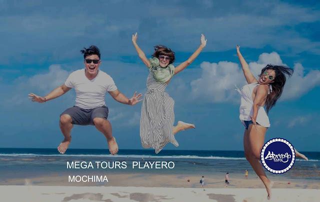 MEGA IMAGEN Tours  playero mochima  venezuela