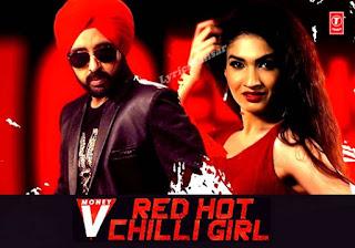 Red Hot Chilli Girl Lyrics - Money V Feat  JSL