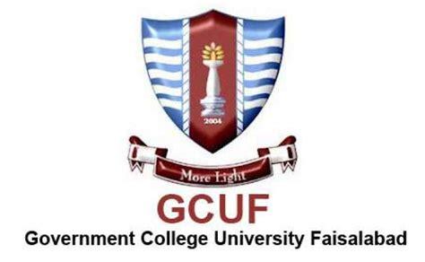 GOVERNMENT COLLEGE WOMEN UNIVERSITY FAISALABAD  GC University Faisalabad jobs 2021   NTS Jobs  Apply Online