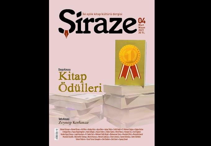 Şiraze Dergisi'nin 4. Sayısı Çıktı