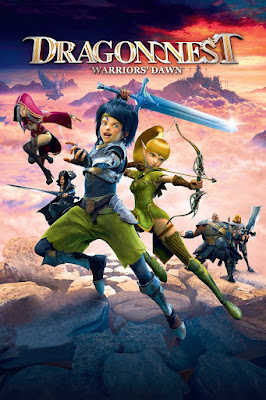 Dragon Nest – Warriors Dawn 2014 Dual Audio Hindi 720p BluRay ESubs Download