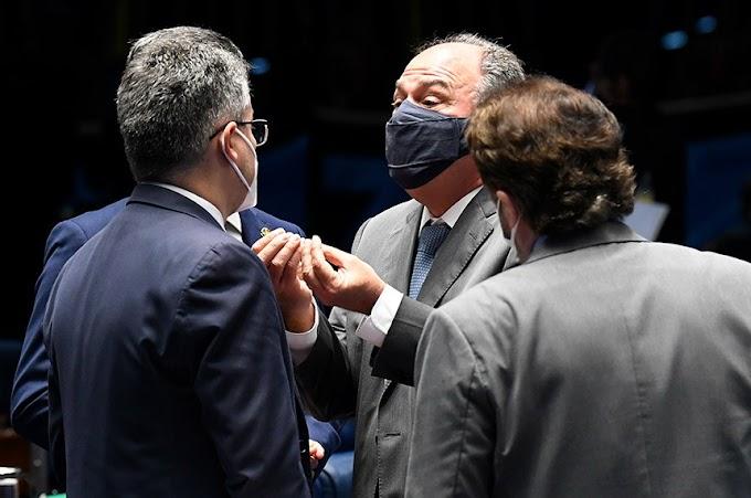 Oposição impede votação da PEC do novo auxílio emergencial