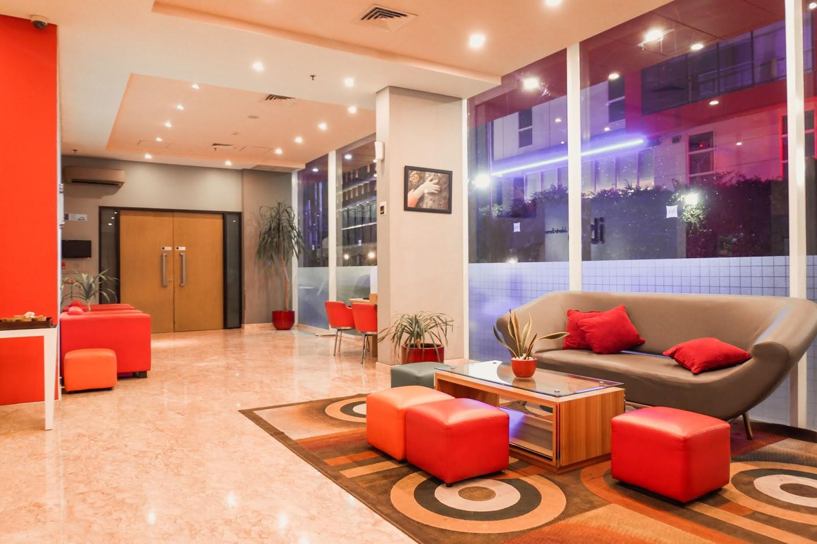Ibis Jakarta Senen Alternatif Hotel Dekat Stasiun Pasar Senen Dear Widha