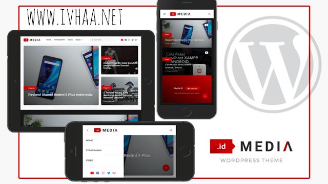 MEDIA ID Premium Wordpress Themes