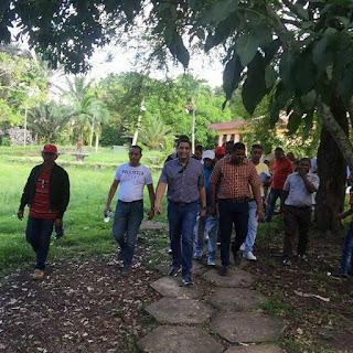 Director Parque anuncia inicio del rescate del Mirador Norte