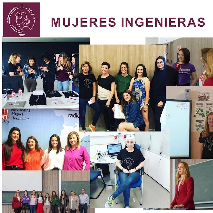 23 de Junio - INWED 2019 - Día Internacional de la Mujer en la Ingeniería -