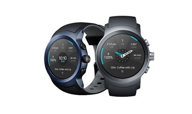 LG Watch Sport vs LG Watch Style: Classically Designed Android Wear