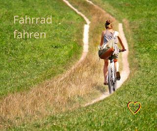 Fahrrad fahren - niemiecki w opiece