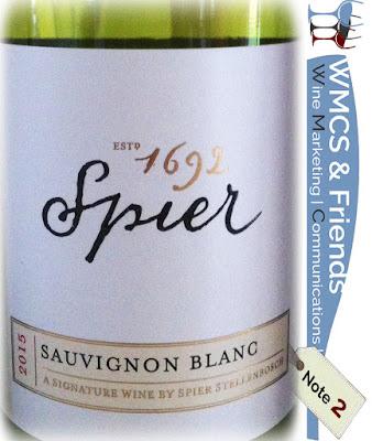 Weinfreunde.de (Rewe Wein online GmbH) - Test und Bewertung südafrikanischer Weißwein