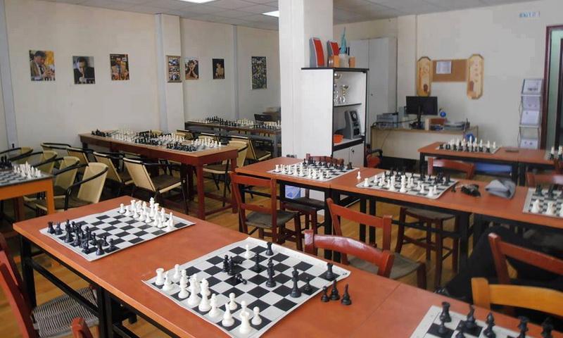 Εγγραφές στα τμήματα Σκάκι του Εθνικού Αλεξανδρούπολης