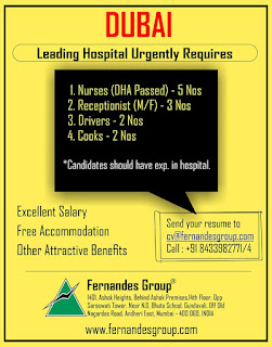 Hospital Urgently Requires Dubai