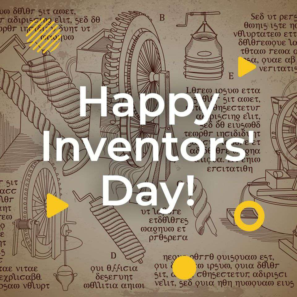 National Inventors' Day Wishes Images download