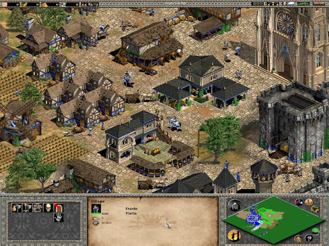 Age of Empires II Full Expansion Free Download Screenshot 2