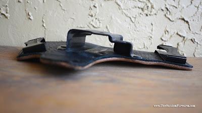 long term holster use review iwb galco kingtuk 1911