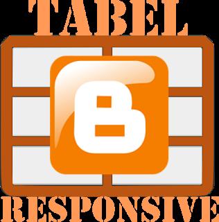 Cara Membuat Tabel Responsive Di Postingan Blogspot Menggunakan MS.Word