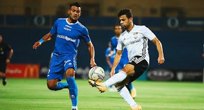 ملخص اهداف مباراة الجونة واسوان (1-1) الدوري المصري