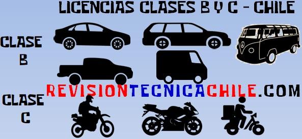 Revision Tecnica Chile Licencias De Conduccion Clase B Y C