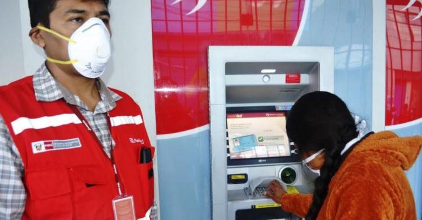 YANAPAY: Conoce los grupos de beneficiarios y las modalidades de pago del beneficio de 350 Soles
