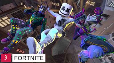 Fortnite game yang populer saat ini