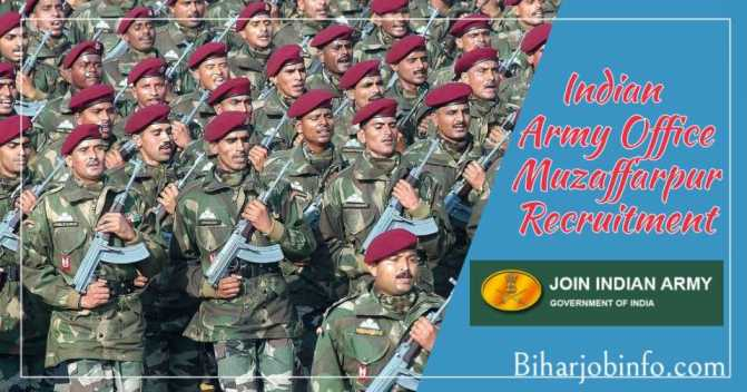 Indian Army Rally Recruitment