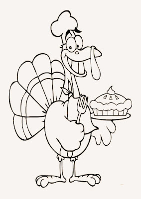 thanksgiving coloring pages only for kids