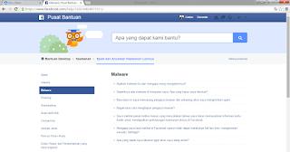 Cara Mengamankan Akun Facebook dari Malware