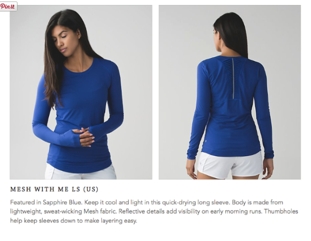 lululemon mesh-with-me-ls