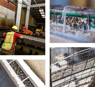 EcoDom: Reutilizar el plástico para innovar en la construcción.