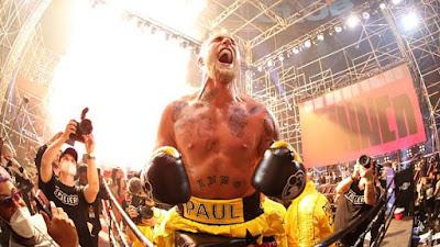 Jake Paul boxeo