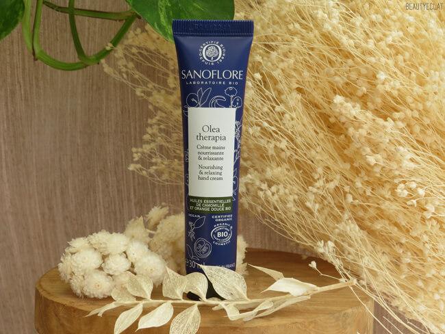avis sanoflore olea therapia nourissante relaxante