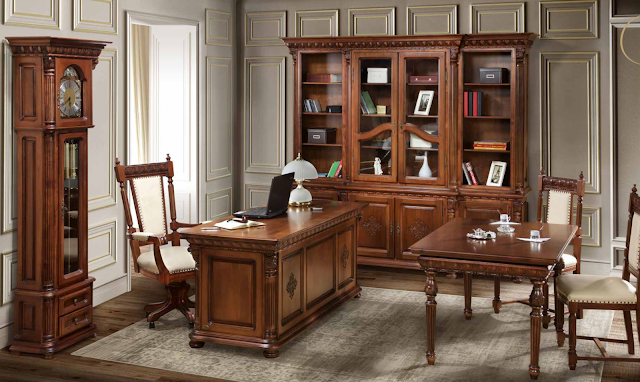 Венеція люкс меблі для кабінету