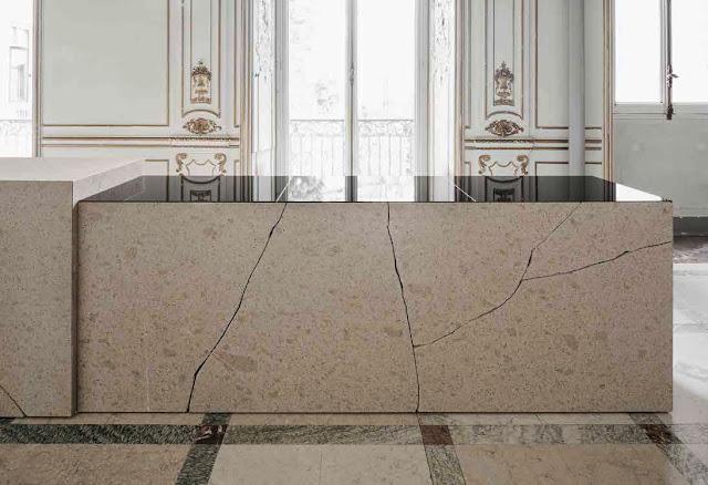 MY MAGICAL ATTIC: MINOTTI CUCINE PIETRA DESIGN BY CLAUDIO SILVESTRIN