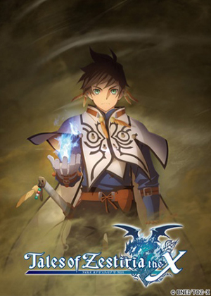 Tales of Zestiria the X [12/12] [HDL] 140MB [Sub Español] [MEGA]