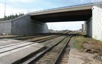 Setu Bharatam Project, Rail Over Bridge