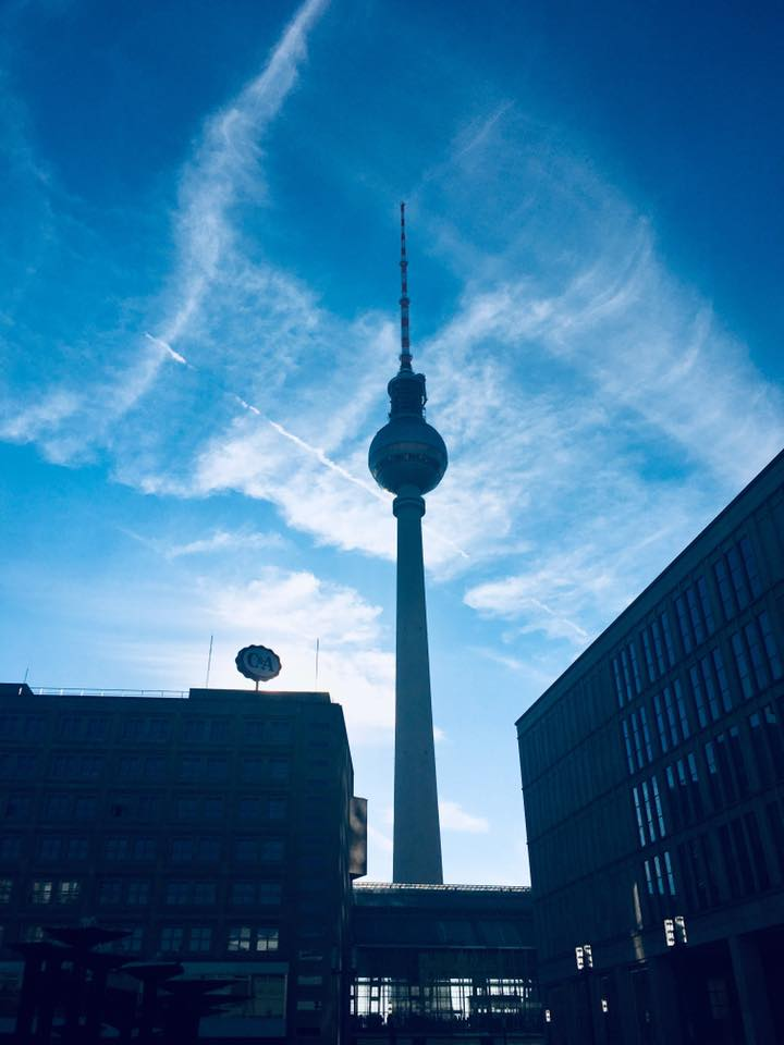 Tv Tower in skyline