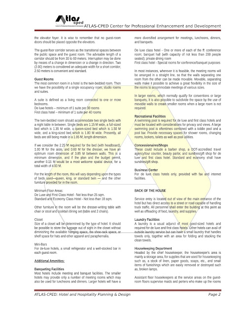 disability services accommodation standards and design guidelines