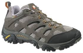 Mens merrells hiking shoe
