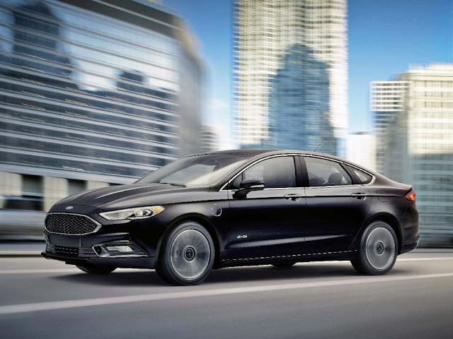 The 2017 Ford Fusion Energi Goes the Distance