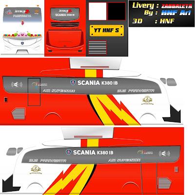 livery bus zabbaleta