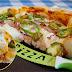 Masa de pizza casera estilo Pizza-Hut con orillas de queso