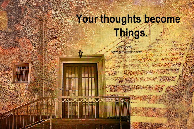 Your-thoughts-become-things, the-secret-quotes, the-secret, inspirational-the-secret-quotes-by-rhonda-byrne