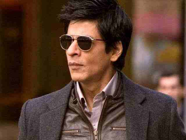 Most affluent actor in India - Shah Rukh Khan