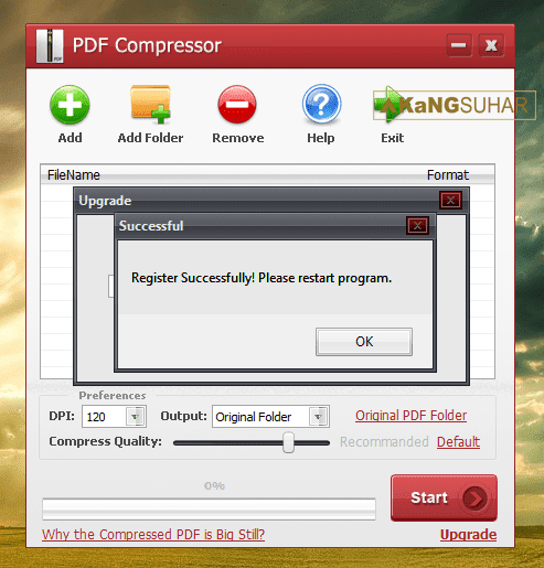 Download PDFZilla PDF Compressor Pro 3.4.0 Final Full Version