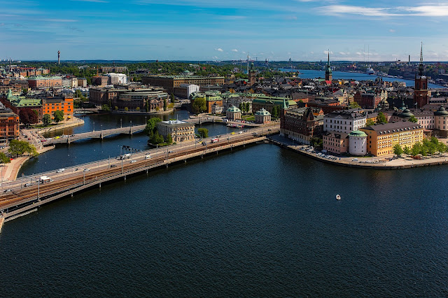 Sweden | 9 Best Christmas and New Year Vacation Spots for Families