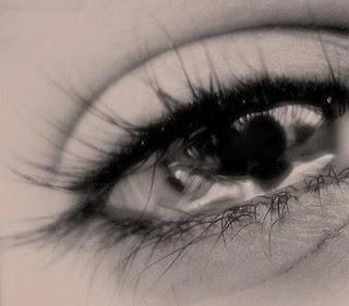 La nuit je pleure, je pense à toi, pendant des heures..